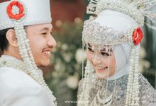 The Wedding Annisa & Dicky by alienco photography