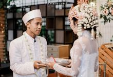 Wedding Momen Asri & Aldi by Inmaterial Photography