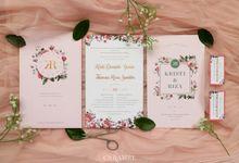 Kristi  &+ Riza by Caramel Card