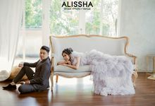 Studio Pre-wedding at Studio Kini by Alissha Bride