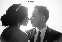 Prewedding of Eva-Raymond at Alissha by Alissha Bride