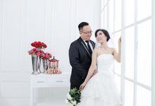 Yulius & Agnes Prewedding Photoshoot by KOKORO MOTO