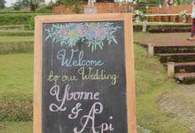 Yvonne & Api Wedding by CITTA Wedding