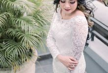 Braidmaids Time -  Sesil & febry Wedding by Kimus Pict