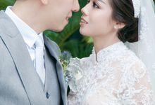 Yosua & Cleasya by Sajin Photography