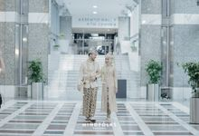 Photo Spot Compilation in Menara Mandiri by  Menara Mandiri by IKK Wedding (ex. Plaza Bapindo)