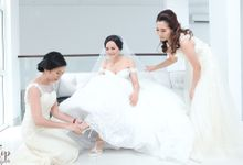 Revel N Adelina wedding day by lop