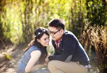 MICHAEL AND VANIA ENGAGEMENT PHOTOSHOOT by limitless portraiture
