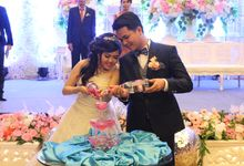 Wedding Day Bobby & Natalia by SHINE PLANNER & ORGANIZER