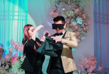 MC & SHOW WEDDING YOEDA & MARISKA by Aldo Adela MC & Magician