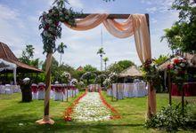 Cava and Eko Wedding by Geo Open Space