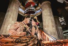 Mr Aan & Mrs Wika Prewedding Photoshoot by a.i