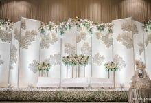 Thamrin Nine Ballroom 2019 09 22 by White Pearl Decoration
