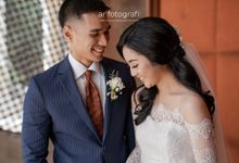 Wedding of Esther & Aditya by Petrick Sutrisno