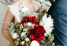 Kevin and Selvina : An Adorably-detailed Wedding at Keraton Jakarta by Fernand Chrisgerald