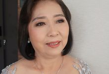 MOM of the Bride by Makeup by Merggy