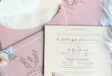 Nabila & Giri by Vinas Invitation