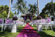 Indian Wedding Ceremony by Happy Bali Wedding