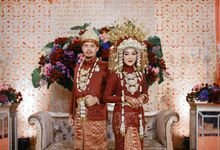 The Wedding of Efa & Evan by Obong Management