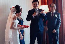 Jeffri & Christine; 28 Nov 2020 by Kingdom wedding organizer