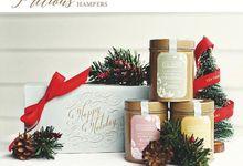 Christmast & CNY hamper by Teatalks