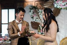 The Wedding Of Febby & Guruh by Inspiring Inside
