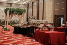 Wedding Hendy & Mila by Bigland Sentul Hotel & Convention