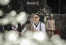 The Wedding of  Niesma & Amar by Vivando Music Entertainment