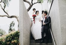 The Wedding of Octa & Desy by Lavene Pictures