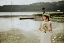 Bali Prewedding Diana & Andre by Hexa Images