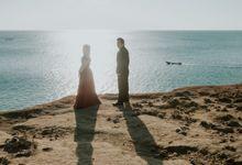 Prewedding Of Meli&Wili by OKphotography