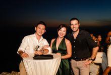 Alice & Tim Dinner Reception by Sol Y Mar
