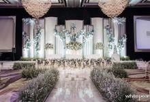 The Westin Jakarta Java Ballroom 2021.04.10 by White Pearl Decoration