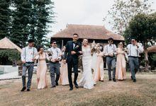 Rey Christy Bali wedding by Klik Studio