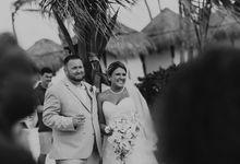 Weddingday Bobby & Erika by Topoto
