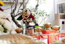 Buffet Arrangement by Aroma Sedap