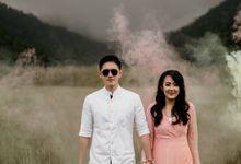 Prewedding Jojo & Vanessa by Monchichi