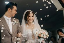 Glen & Chintya Wedding By Hape by MA Fotografia