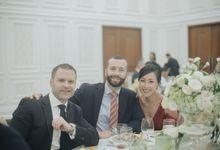 SEATING WEDDING SUNDANESE-INTERNATIONAL PARTY OF JON & JEZZY by  Menara Mandiri by IKK Wedding (ex. Plaza Bapindo)