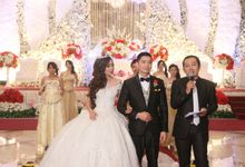 Thofik & Frisca Wedding by Teguh MC & MUSIC