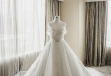 Wedding of Benny & Putri by Vica Wang