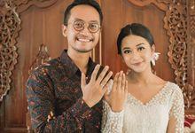Alen Adit AKAD @KUA by Chandira Wedding Organizer