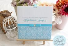 INVITATION  -  Agustian & Nadya by The Bride and Butter