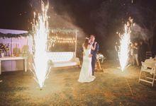An intimate garden wedding overlooking Cagayan de Oro City. by Stories by J. Estore