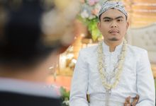 The Wedding Story of Galih & Desty by Rains Project