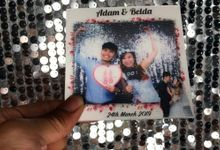 Belda & Adam Wedding by PrintXsg