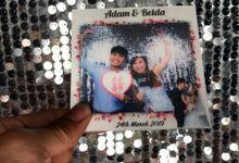 Belda & Adam Wedding by PrintXsg