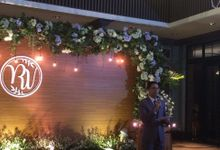 Raymond & Vona Wedding Day by Vedie Budiman