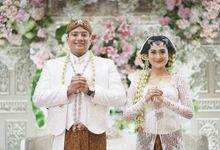 The Wedding of Ayu & Diaz by Bantu Manten wedding Planner and Organizer