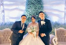 Trans Luxury Hotel - Bandung MC for Jessica & Anthony by Demas Ryan & Lasting Moments Entertainment